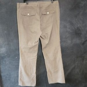 GAP | Limited Edition Tan Corduroy Jeans Size 14